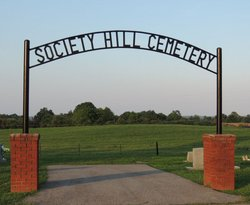 Society Hill Church Cemetery