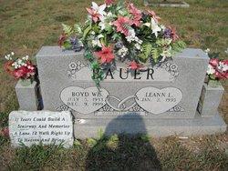 Boyd Warren Bauer