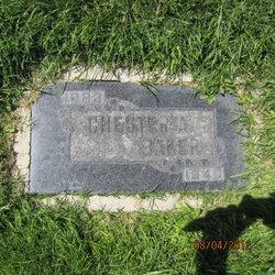 Chester Arthur Baker