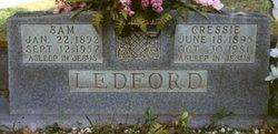 Cressie Ledford