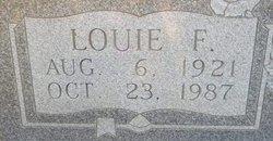 Louie Franklin Barrett