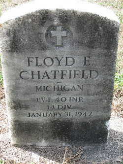 Floyd E Chatfield
