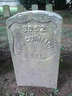 Pvt William Cummins