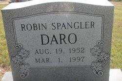 Robin <I>Spangler</I> Daro