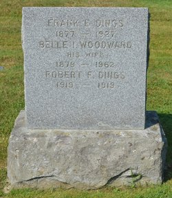 Belle Irene <I>Woodward</I> Dings