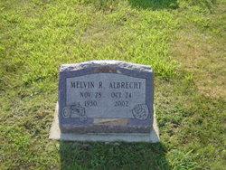 Melvin R. Albrecht