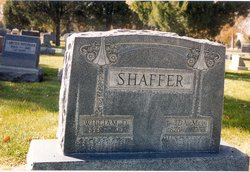 Ida M <I>Spencer</I> Shaffer