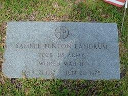 Samuel Fenton Landrum