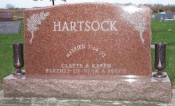 "Helen Karen ""Karen"" <I>Morgan</I> Hartsock"