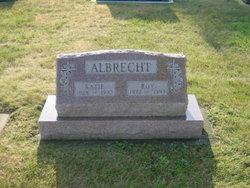 Katie A <I>Bontrager</I> Albrecht