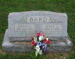 Mary Louisa <I>Ulsh</I> Bard