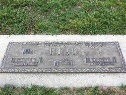 Mattie E <I>Burden</I> Ford