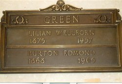 Burton Edmond Green