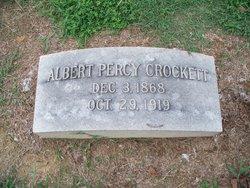 Albert Percy Crockett