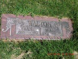 Frank M Walton