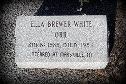 Ella Mae <I>Brewer</I> Orr