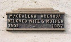 Magdalena <I>Delizo</I> Abenoja