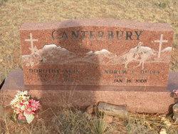 Dorothy <I>Akin</I> Canterbury