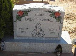 Paula C Esquibel
