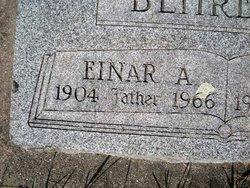 Einar A Behrents