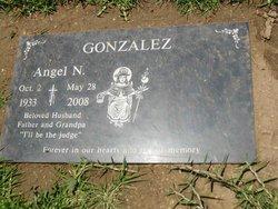 Angel N Gonzalez