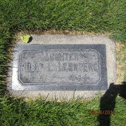 Ruby Loretta Lennberg