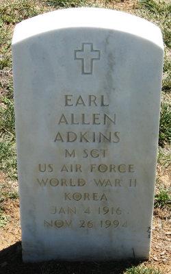 Earl Allen Adkins