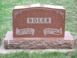 Miles Benton Boler