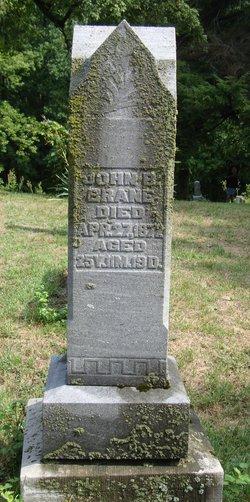John Benjamin Brane