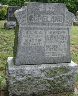 Margaret L <I>Hummer</I> Copeland