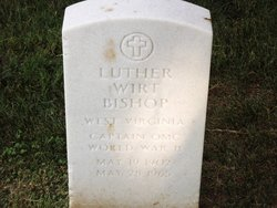 Luther Wirt Bishop
