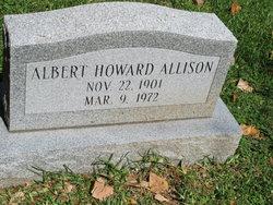 Albert Howard Allison, Sr
