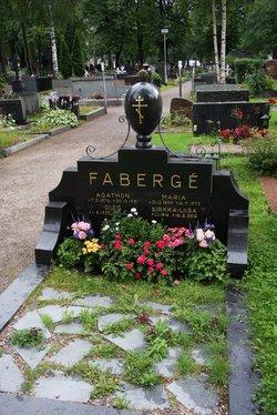 Oleg Agathonovich Fabergé