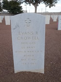 BG Evans Read Crowell, Sr