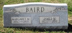 Margaret Mary <I>O'Hara</I> Baird