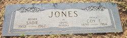 Coy E Jones