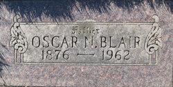 Oscar Newton Blair