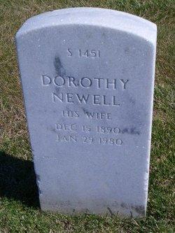 Dorothy <I>Newell</I> Allin