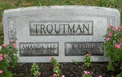 W Arthur Troutman