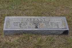 James Henry Arrant