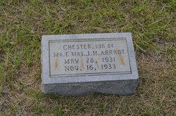 Chester Arrant