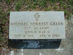 Michael Forrest Green