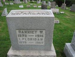 Harriet W <I>Owens</I> McFarland