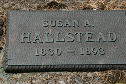 Susan A Hallstead