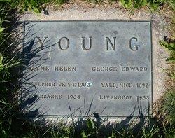 "George Edward ""Ed"" Young"