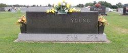 Mary Frances <I>Keltner</I> Young