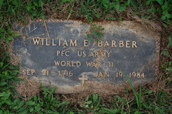 William E Barber