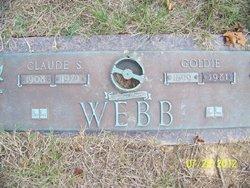 Claude Shirley Webb
