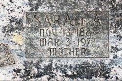 Sarah A <I>McCaffrey</I> Brady