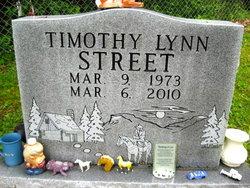 Timothy Lynn Street